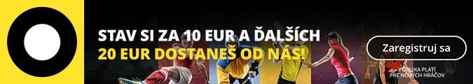 Fortuna Bonus 20 Eur