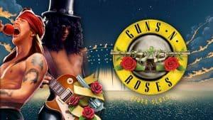 Guns N' Roses NetEnt