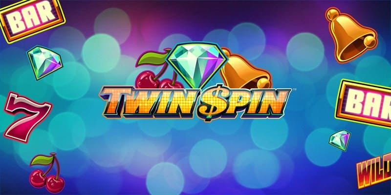 Online automat Twin Spin