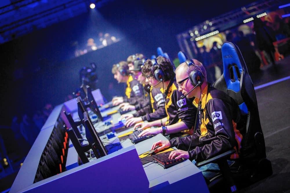 Čína zakáže eSports