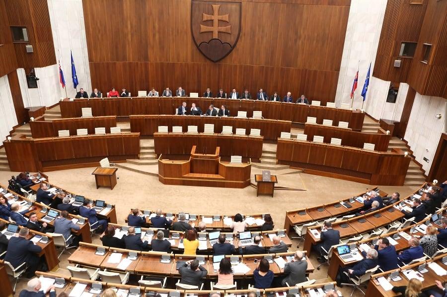 Parlament zákon o hazarde