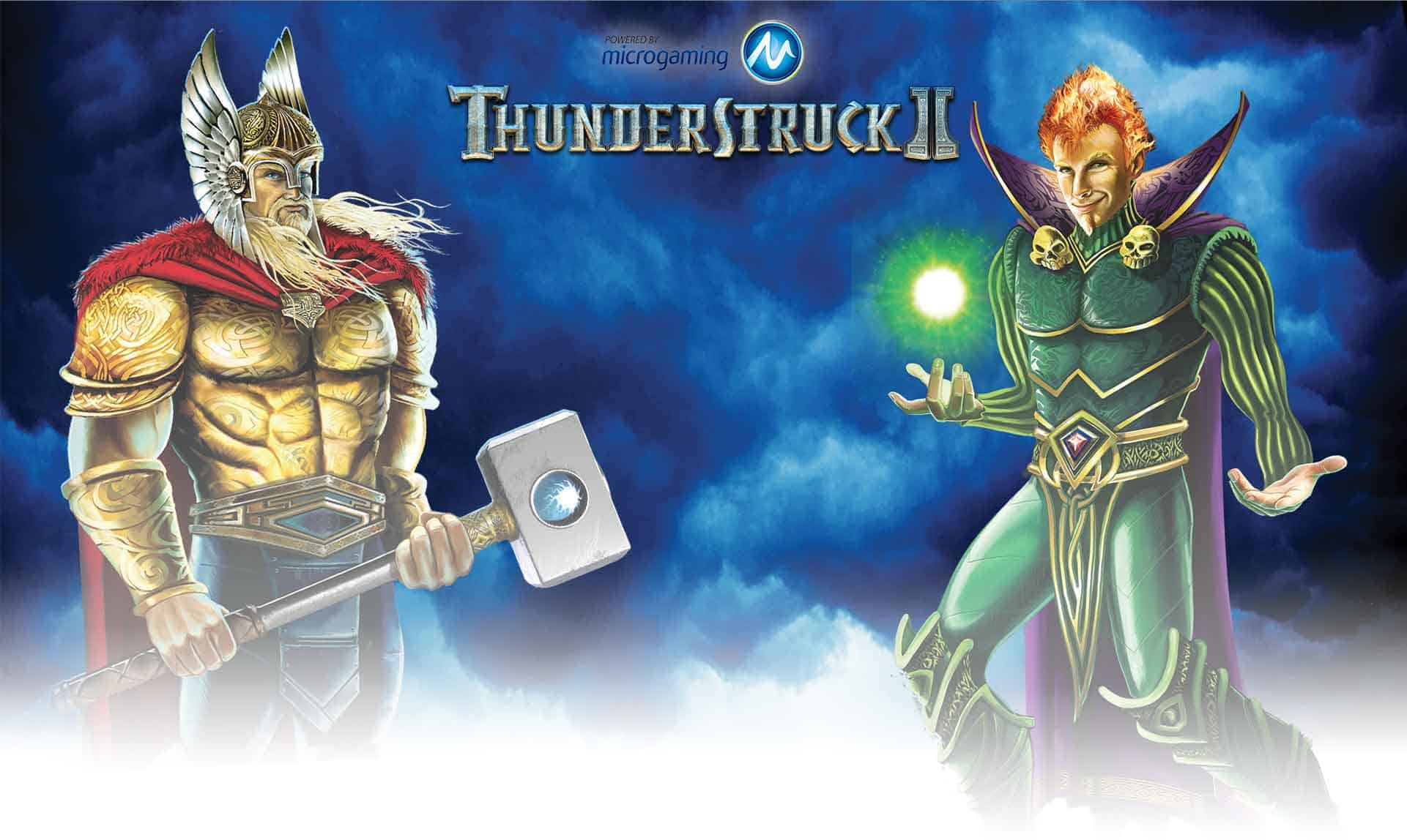 Thunderstruck 2 Microgaming