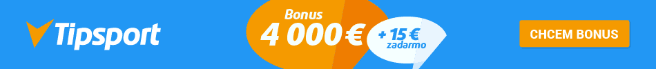 Tipsport bonus 4000