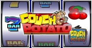Couch Potato Microgaming automat