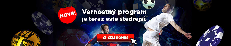 Ešte štedrejší vernostný bonus eTIPOS
