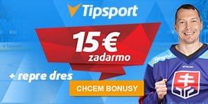 Tipsport MS 2019 bonus náhľad