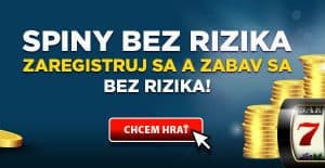 eTIPOS.sk bonus spiny bez rizika