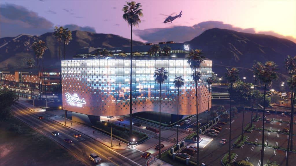 Grand Theft Auto Online casino
