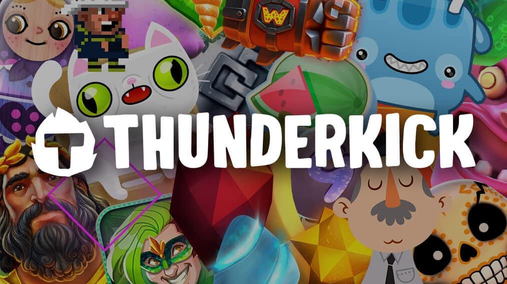 Najlepšie automaty Thunderkick