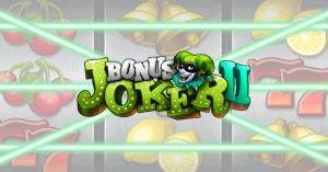 Automat recenzia Bonus Joker 2