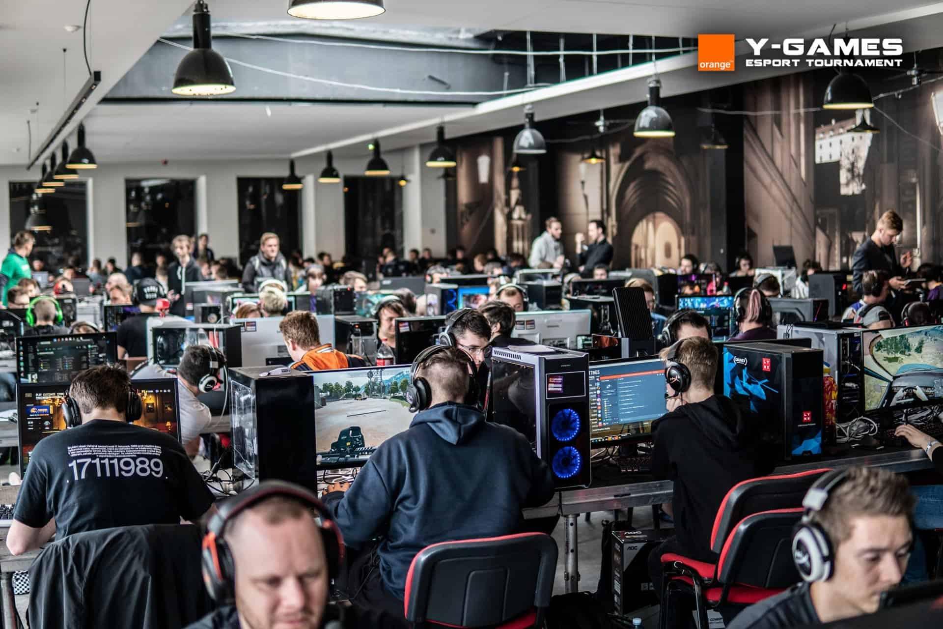 Orange MSR - majstrovstvá Slovenska v e-športoch