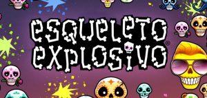 Esqueleto Explosivo - recenzia na automat