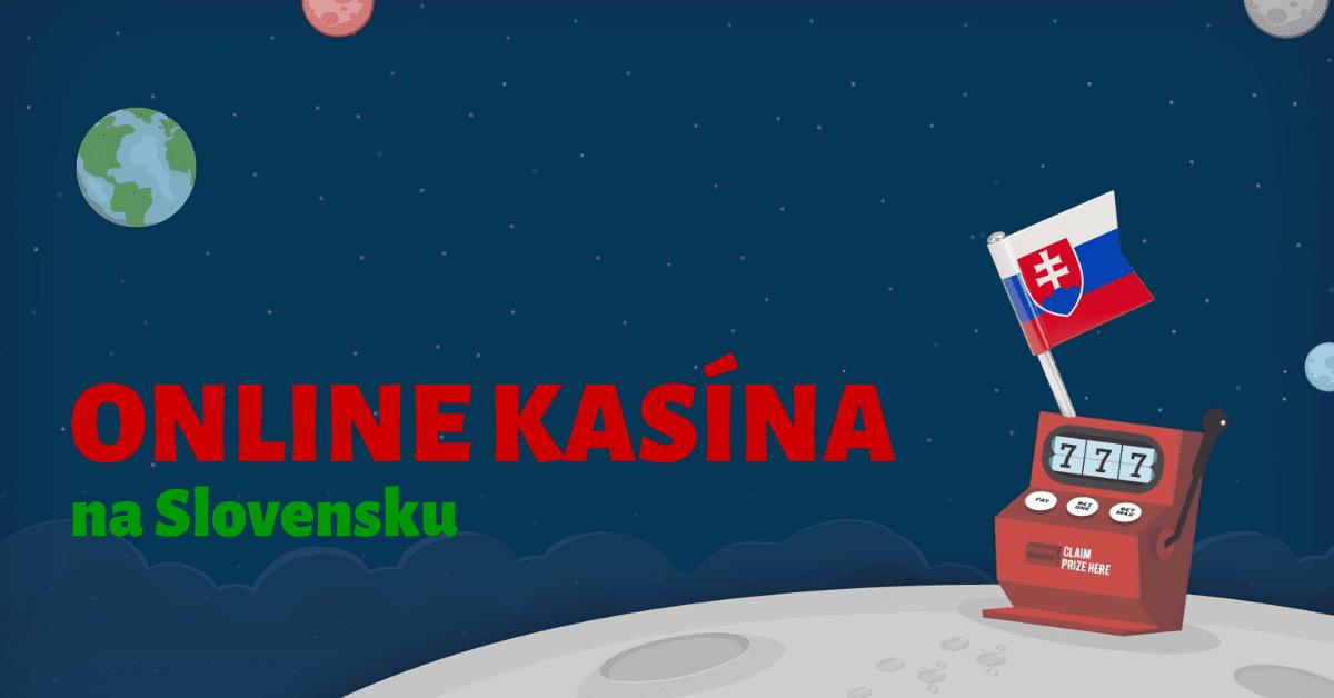 Online kasína na Slovensku