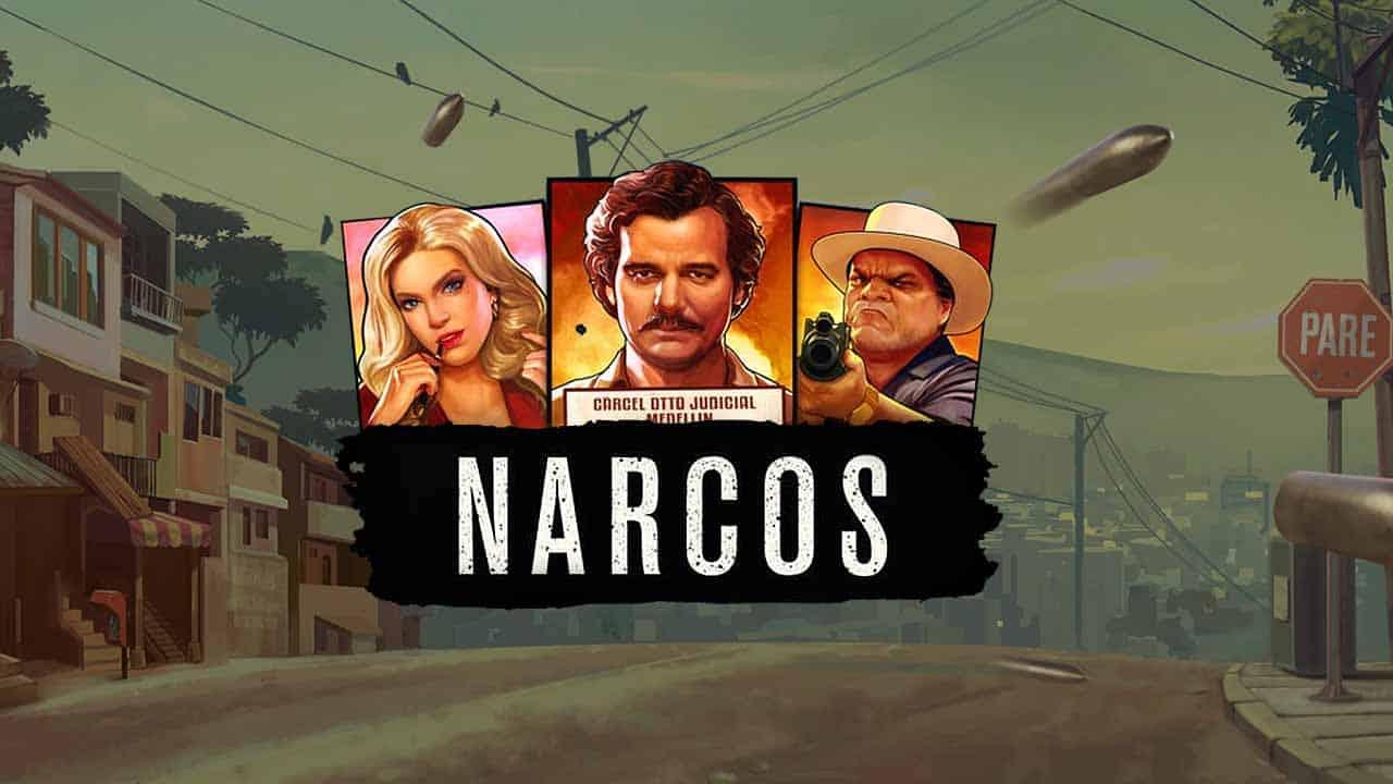Narcos - online casino automat