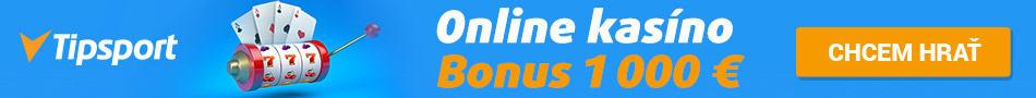 Tipsport bonus 950x100