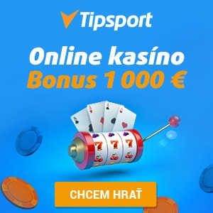 Tipsport casino bonus