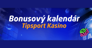 Tipsport Kasíno - bonusový kalendár thumbnail