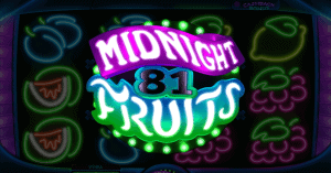 Automat Midnight Fruits 81