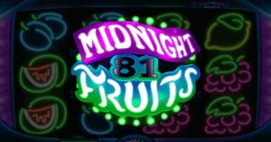 Automat Midnight Fruits 81