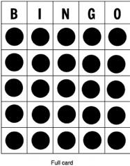 Bingo - kombinácia blackout