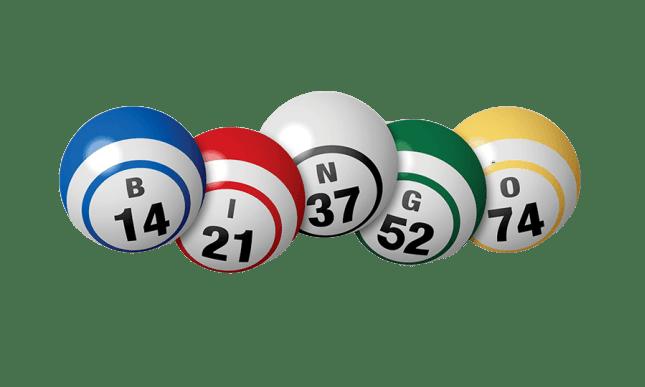 Bingo - loptičky