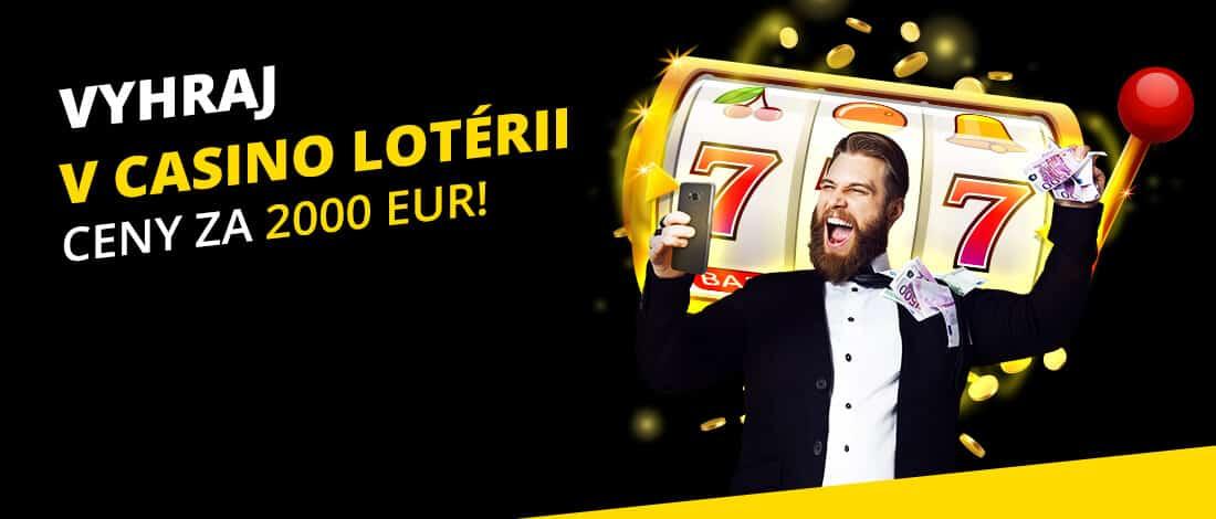 Casino lotéria vo Fortuna Casino