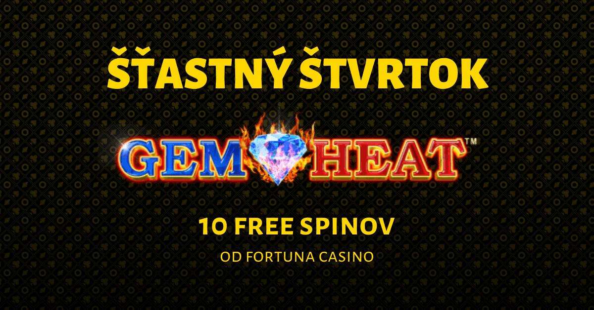 Fortuna Casino Šťastný štvrtok