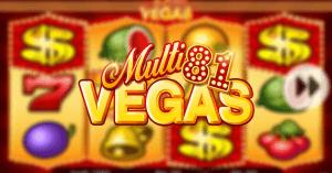 Kajot online automat - Multi Vegas 81