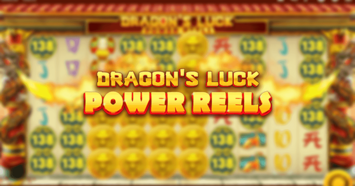 Red Tiger - automat Dragon's Luck Power Reels