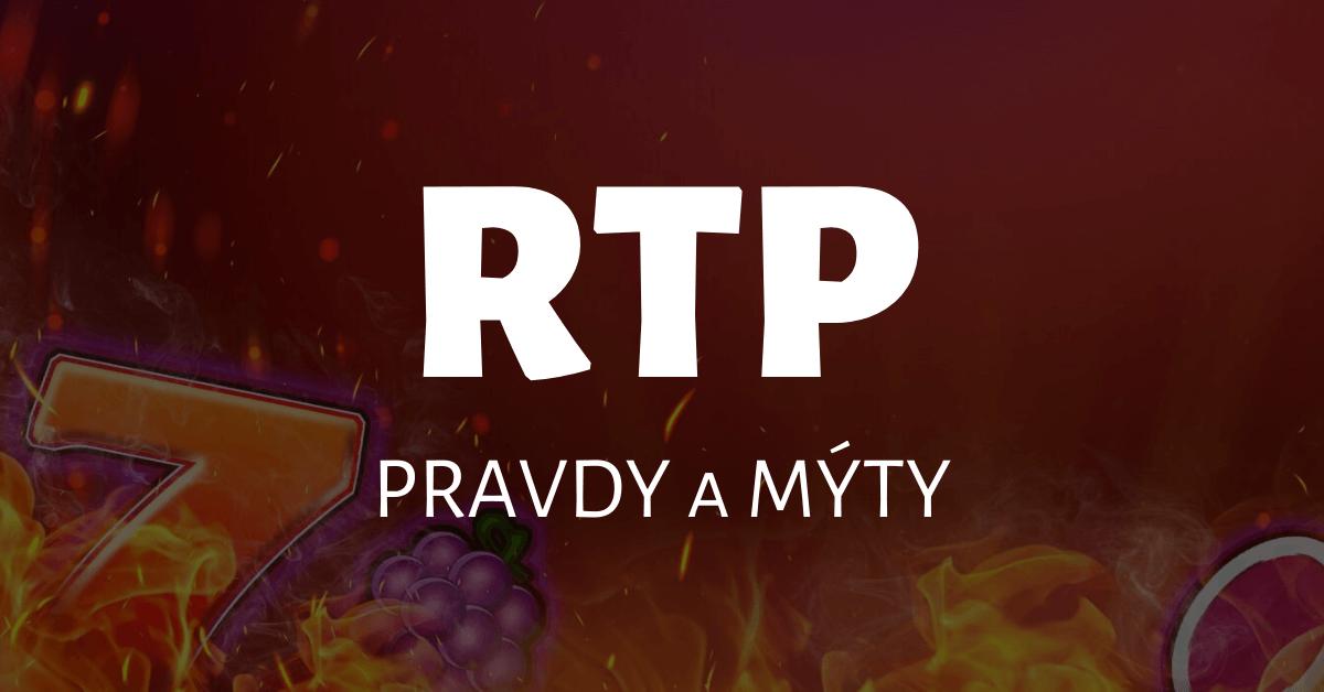 Pravdy a mýty o RTP v online automatoch