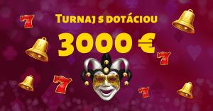 SynotTIP Casino - turnaje