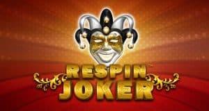 Respin Joker online automat - SYNOT Games