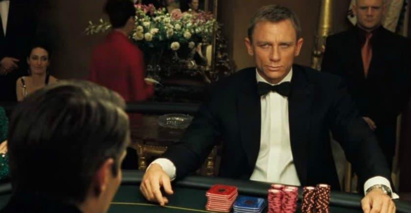 Ruleta James Bond Casino