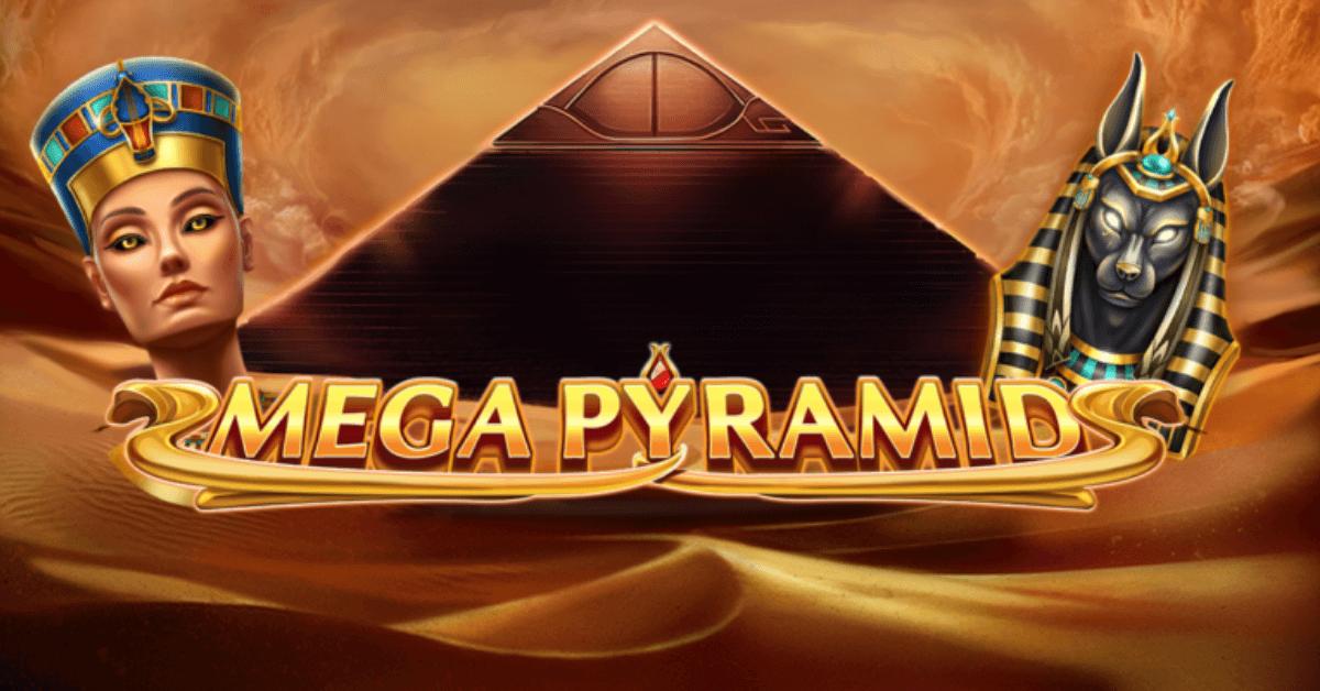 Recenzia na online automat Mega Pyramid od Red Tiger