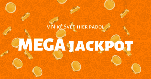 Slovák vyhral v Niké Svet hier MEGA Jackpot