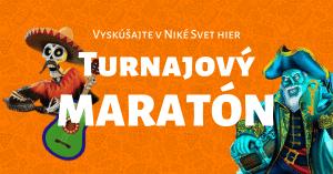 Turnajový maratón v Niké Svet hier