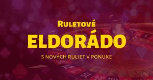 Ruletové Eldorádo v SynotTIP Casino