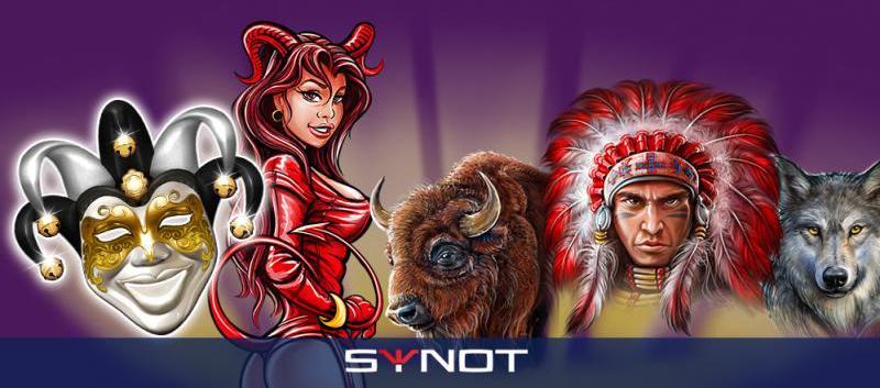 SYNOT Games najlepšie online automaty
