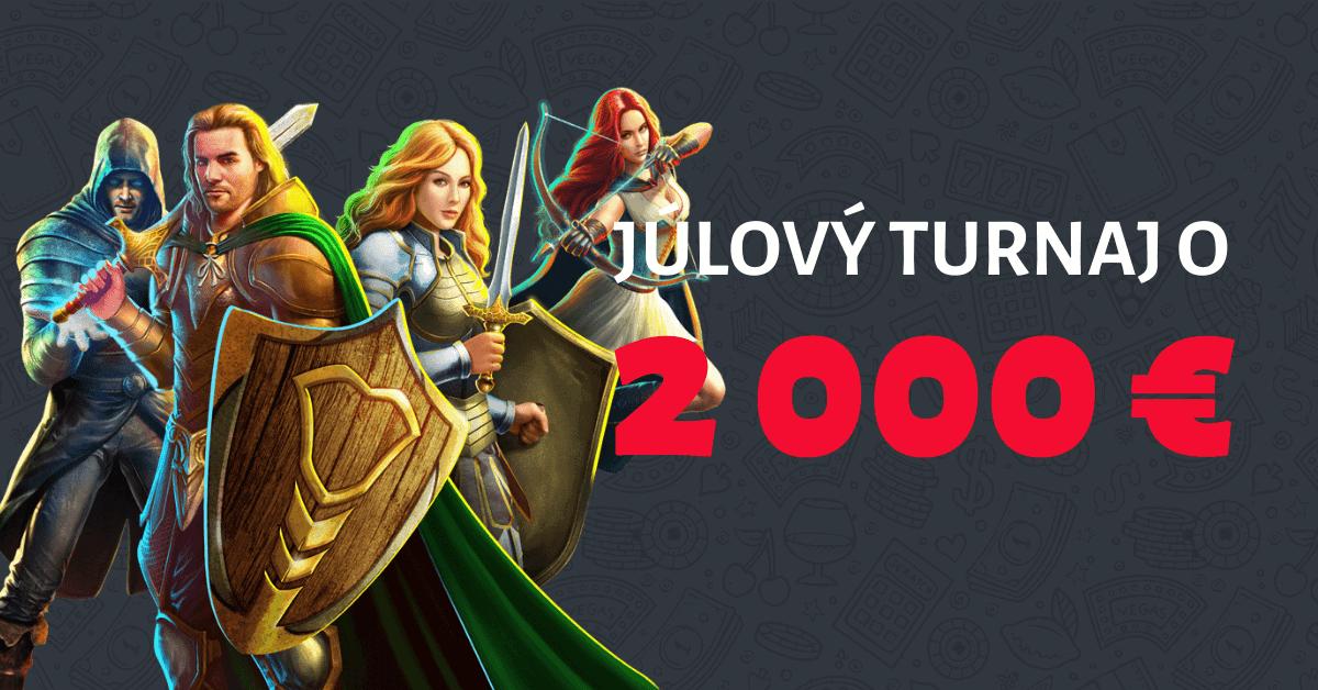 Júlový turnaj o 2000 € v DOXXbet Kasíno
