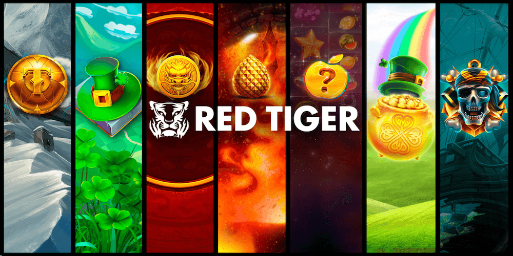 Online automaty Red Tiger