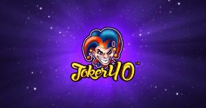 Joker 40 - ovocný online automat od SYNOT Games