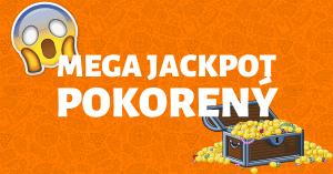 Historicky najvyšší jackpot viac ako 520 000 € pokorený v Niké Svet hier
