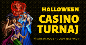 Halloween vo Fortuna Casino, 5000 € a 5000 free spinov