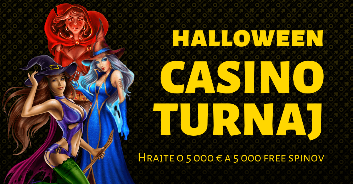 Halloween vo Fortuna Casino: Hrajte o 5000 € a 5000 free spinov