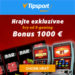 Tipsport E-Gaming automaty