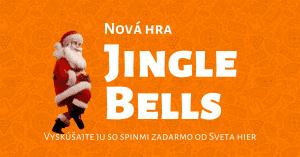 Nová hra Jingle Bells v Niké Svet hier