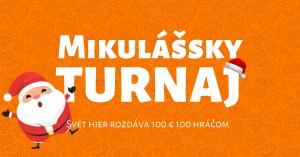 Mikulášsky turnaj Niké Svet hier