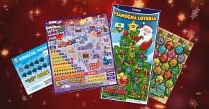 Vianočná lotéria: Najobľúbenejšie vianočné žreby a losy na trhu
