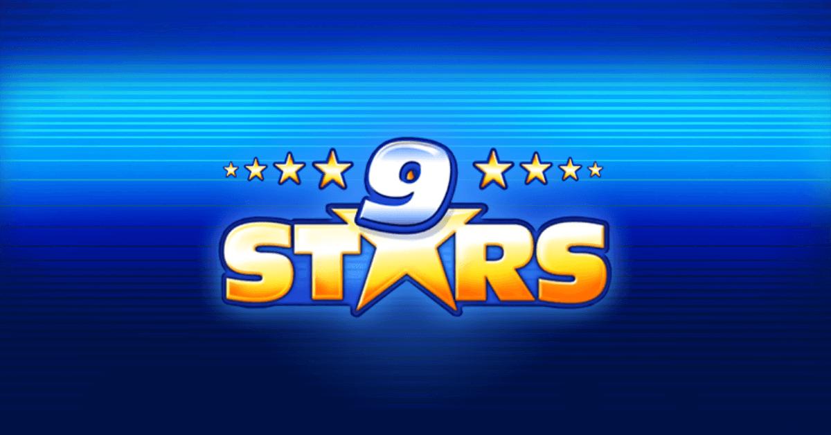 Online automat 9 Stars od KAJOT Games