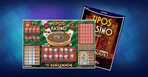 TIPOS KASÍNO - stierací žreb lotéria
